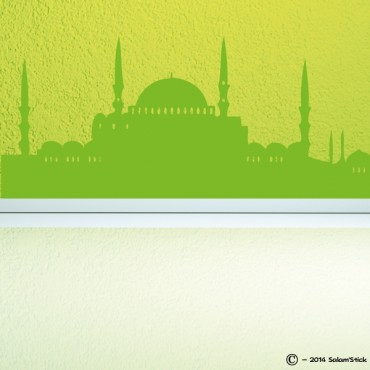 Sticker mosquée