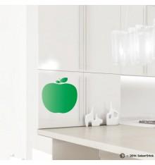 Sticker pomme