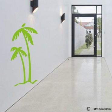 Sticker double palmiers