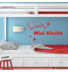 Sticker mini sheikh