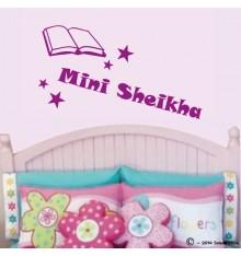 Sticker mini sheikha