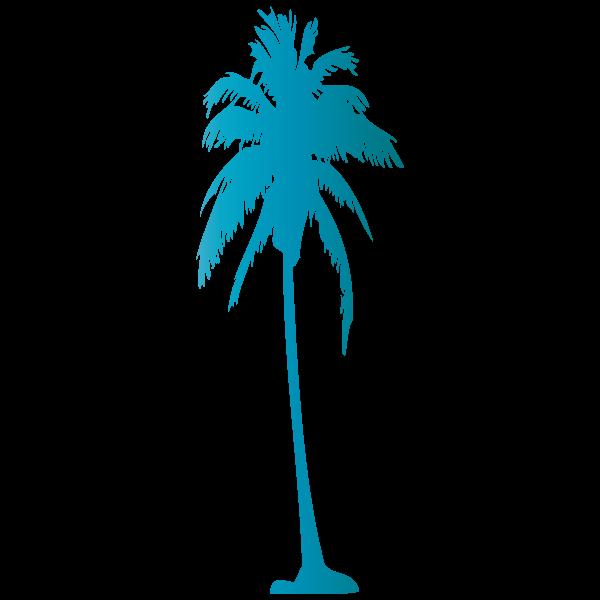 Stickers palmier - Adhsif dcoratif - La Dco qui Colle