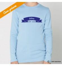 Tee-Shirt personnalisé bannière
