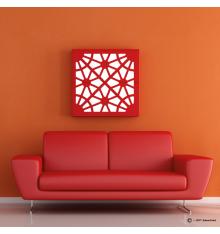Sticker motif géométrique