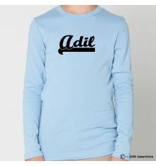 Tee-Shirt personnalisé prénom souligné
