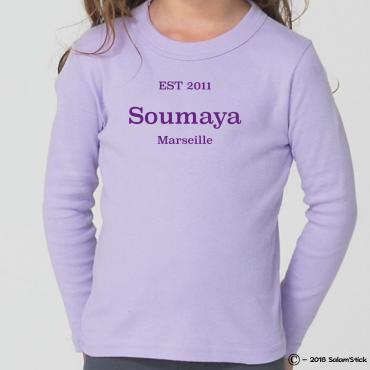 Tee-Shirt personnalisé prénom et ville