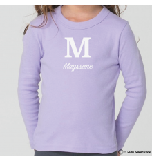 Tee-Shirt monogramme