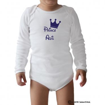 Body personnalisé prince