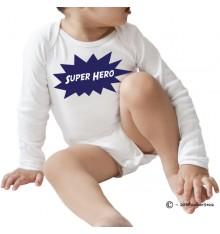 Body personnalisé Super Hero