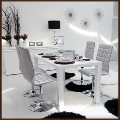 Salon Noir Et Argent. Cool Great Salon Noir Blanc Argent Aulnay Sous ...