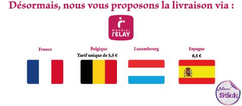livraison petit prix via mondial relay belgique luxembourg espagne. Black Bedroom Furniture Sets. Home Design Ideas