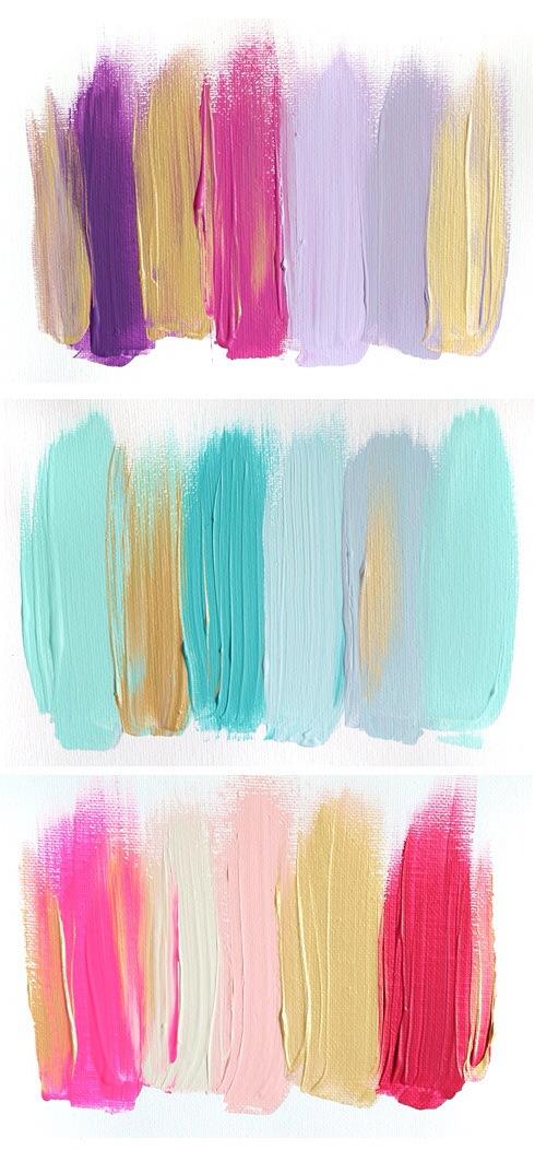Associations de couleurs for What paint color goes with gold