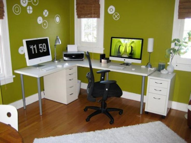 Part3 id e pour am nager un bureau deco for Idee amenagement bureau professionnel