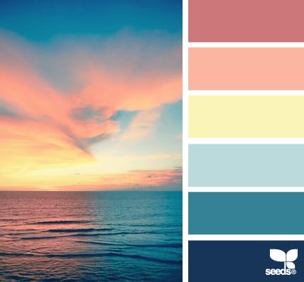 Part3 associations de couleurs deco - Association des couleurs en decoration ...