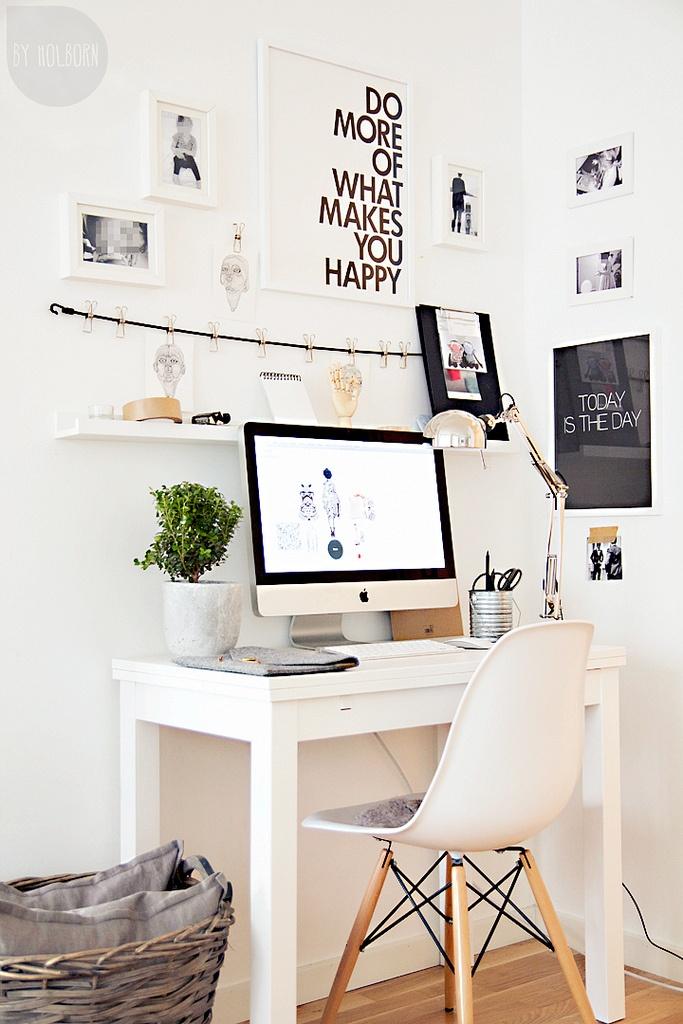 part3 id e pour am nager un bureau deco. Black Bedroom Furniture Sets. Home Design Ideas