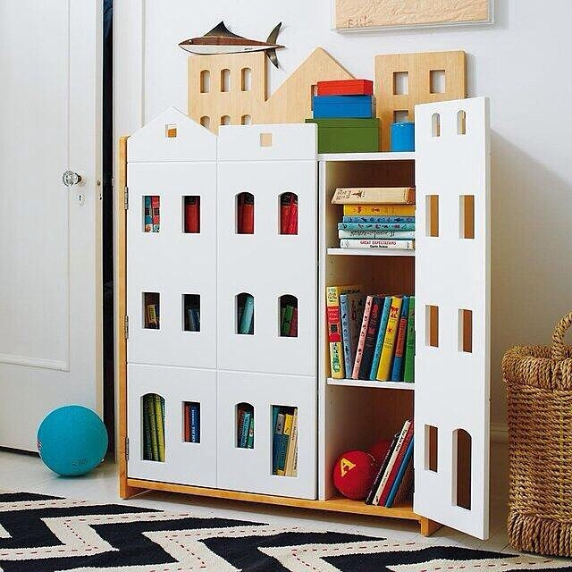 ouaou la classe biblioth que pour enfants deco. Black Bedroom Furniture Sets. Home Design Ideas