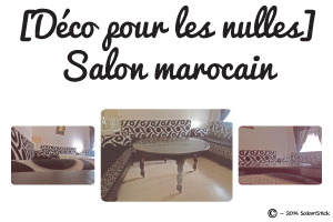 d co pour les nulles donner un coup de jeune un salon. Black Bedroom Furniture Sets. Home Design Ideas