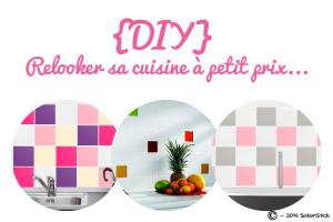 Diy relooker sa cuisine petit prix - Renover sa cuisine a petit prix ...
