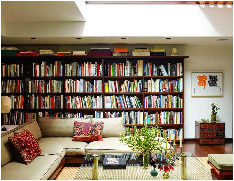 10 endroits dans votre maison pour ranger vos livres for Livre ranger sa maison