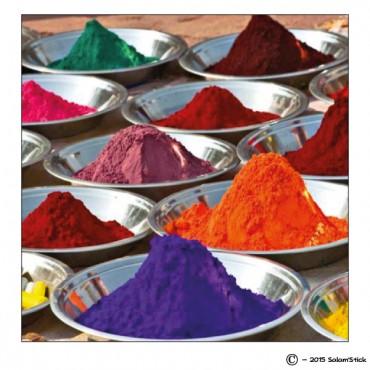 Magnet épice coloré