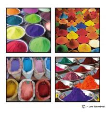 Magnet couleurs d'épices