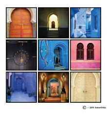 Magnet portes orientales