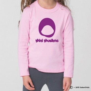 Tee-Shirt personnalisé Mini Muslima