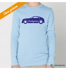 Tee-Shirt personnalisé voiture