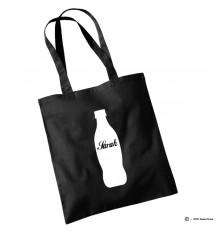 Tote bag bouteille personnalisé