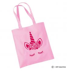 Shopping bag licorne