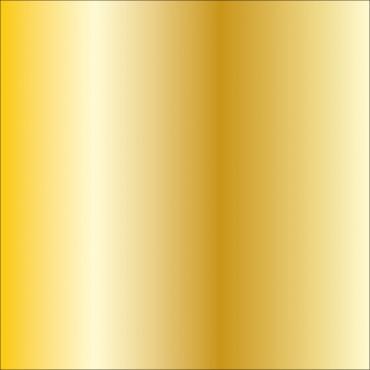 Rouleau de sticker au mètre effet or