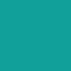 Rouleau de sticker au mètre vert d'eau