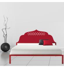 sticker porte orientale. Black Bedroom Furniture Sets. Home Design Ideas